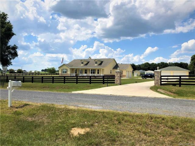 21011 SW 10th Street, Dunnellon, FL 34431 (MLS #783264) :: Pristine Properties