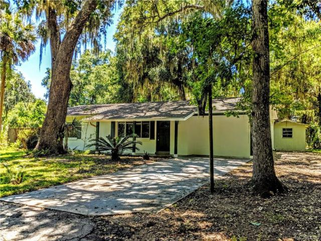 868 N Gardenview Terrace, Crystal River, FL 34429 (MLS #783378) :: Pristine Properties