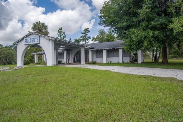 1411 W Pine Ridge Boulevard, Beverly Hills, FL 34465 (MLS #783380) :: Plantation Realty Inc.