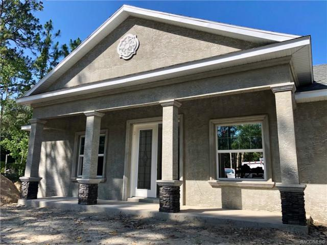 5796 N Lamp Post Drive, Beverly Hills, FL 34465 (MLS #783397) :: Plantation Realty Inc.