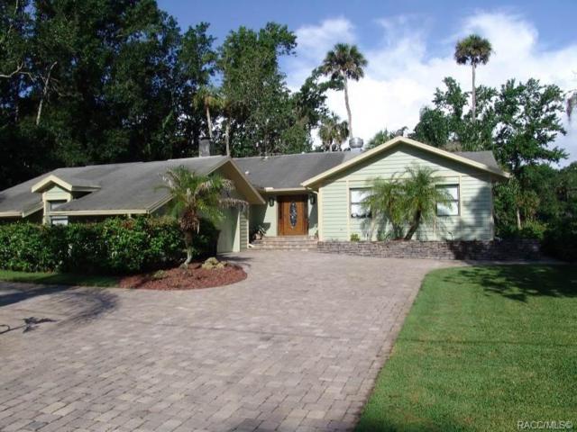 4203 S Purslane Drive, Homosassa, FL 34448 (MLS #783431) :: Plantation Realty Inc.