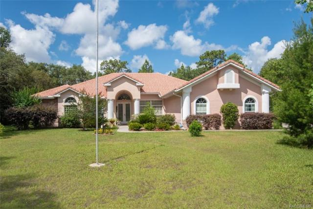 5826 N Maroon Way, Beverly Hills, FL 34465 (MLS #783484) :: Plantation Realty Inc.