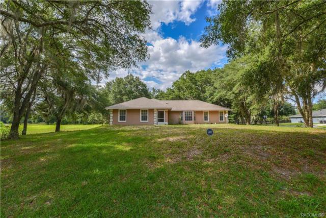 8915 W Sula Lane, Crystal River, FL 34428 (MLS #783512) :: Plantation Realty Inc.