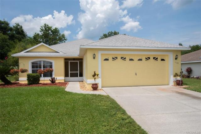 4429 N Lake Vista Trail, Hernando, FL 34442 (MLS #783571) :: Pristine Properties