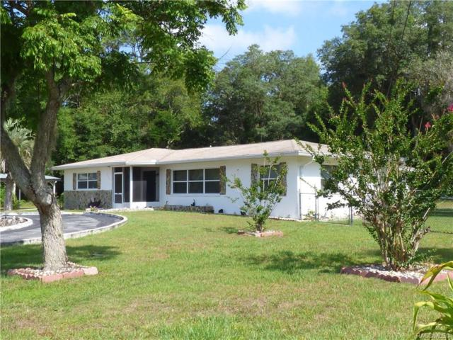 3155 E Rogers Street, Inverness, FL 34453 (MLS #783573) :: Plantation Realty Inc.