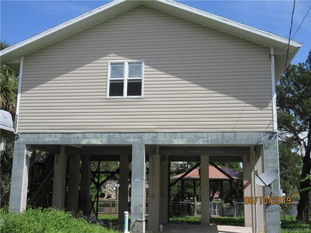 12009 W Gulf Breeze Court #9, Crystal River, FL 34429 (MLS #783593) :: Pristine Properties