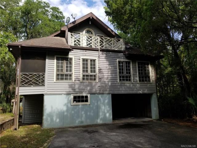4428 S Cox Point, Homosassa, FL 34448 (MLS #783630) :: Plantation Realty Inc.