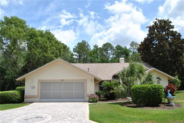 26 Morning Glory Court, Homosassa, FL 34446 (MLS #783635) :: Plantation Realty Inc.