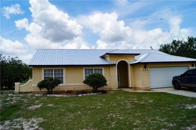 306 Oak Track Radial, Ocala, FL 34472 (MLS #783638) :: Plantation Realty Inc.