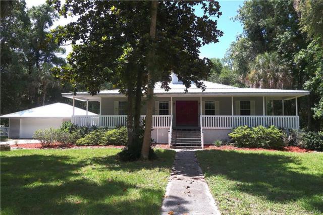 1330 NW 19th Street, Crystal River, FL 34428 (MLS #783648) :: Pristine Properties