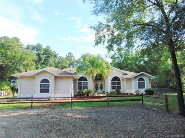 10097 W Dublin Street, Crystal River, FL 34428 (MLS #783649) :: Pristine Properties