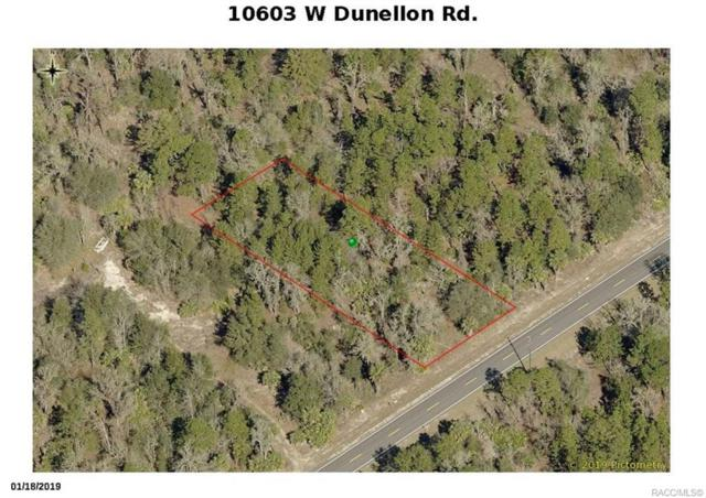 10603 W Dunnellon Road, Crystal River, FL 34428 (MLS #783659) :: Pristine Properties