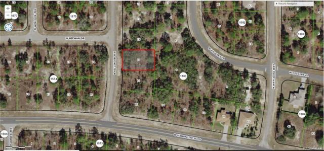 6479 N Killinger Terrace, Citrus Springs, FL 34433 (MLS #783757) :: Pristine Properties