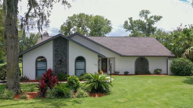 712 E Keller Court, Hernando, FL 34442 (MLS #783774) :: Pristine Properties