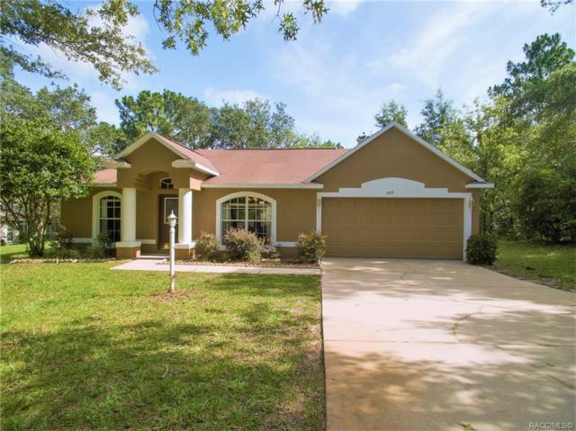 1653 E Pacific Lane, Inverness, FL 34453 (MLS #783779) :: Pristine Properties