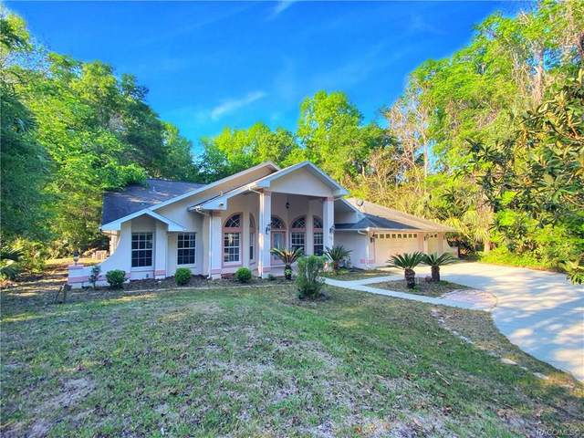 90 Winding River Lane, Inglis, FL 34449 (MLS #783783) :: Plantation Realty Inc.