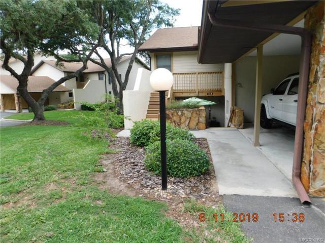 219 E Hartford Street 4A, Hernando, FL 34442 (MLS #783792) :: Plantation Realty Inc.