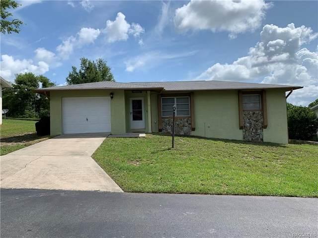 4 New North Court, Beverly Hills, FL 34465 (MLS #783795) :: Pristine Properties
