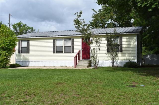 1176 S Gold Dust Terrace, Inverness, FL 34452 (MLS #783797) :: Pristine Properties