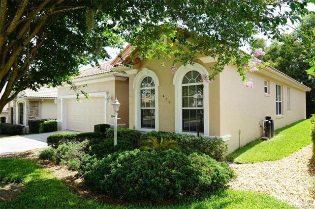 615 W Doerr Path, Hernando, FL 34442 (MLS #783799) :: Plantation Realty Inc.