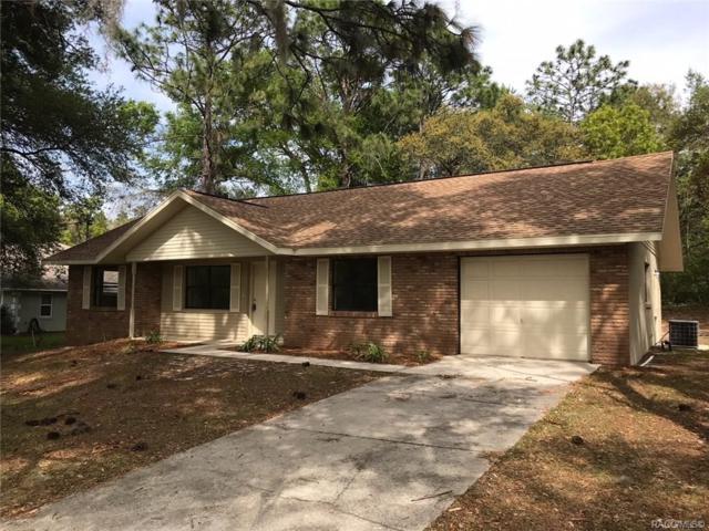 3621 N Tyrone Avenue, Hernando, FL 34442 (MLS #783807) :: Pristine Properties