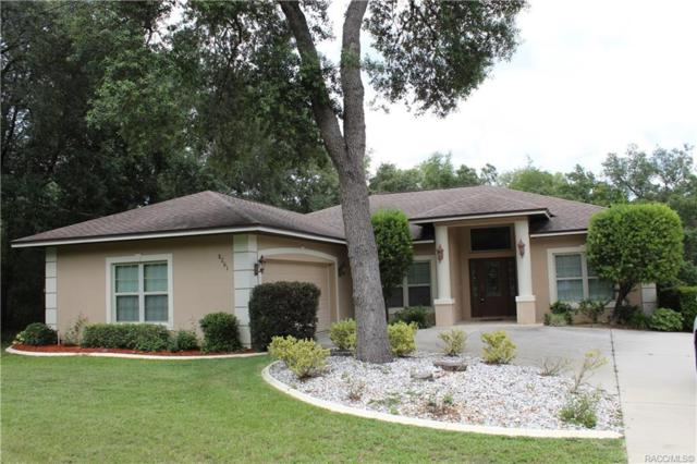 8201 N Pickinz Way, Citrus Springs, FL 34434 (MLS #783811) :: Plantation Realty Inc.