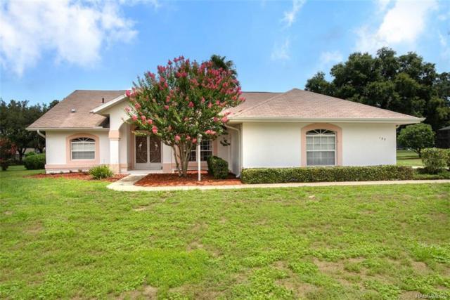 157 E Dakota Court, Hernando, FL 34442 (MLS #783836) :: Pristine Properties