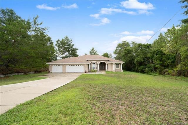 10427 Gypsy Avenue, Weeki Wachee, FL 34613 (MLS #783843) :: Pristine Properties