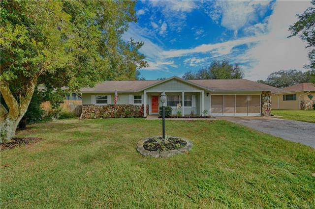 3175 N Starflower Terrace, Beverly Hills, FL 34465 (MLS #783844) :: Pristine Properties