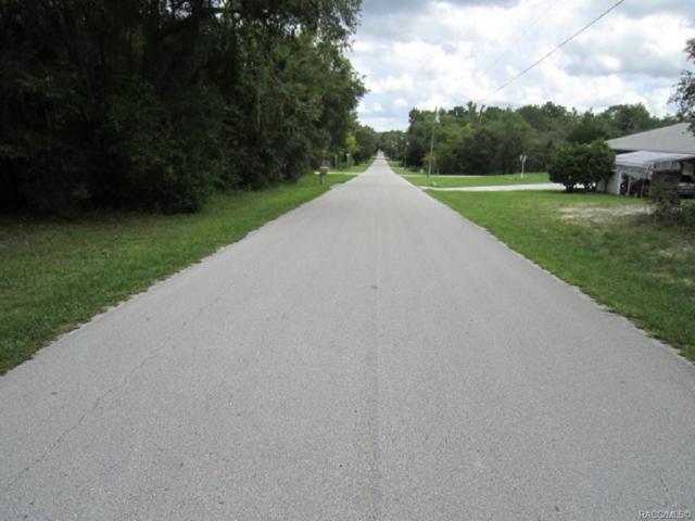 124 N Fitzpatrick Avenue, Inverness, FL 34453 (MLS #783877) :: Pristine Properties
