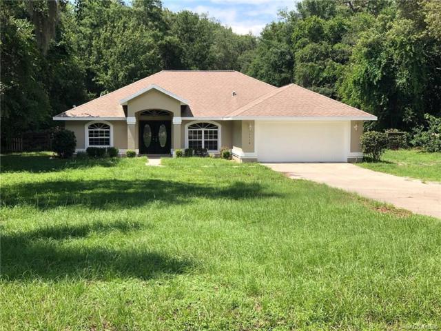 1119 E Mckinley Street, Hernando, FL 34442 (MLS #783878) :: Pristine Properties