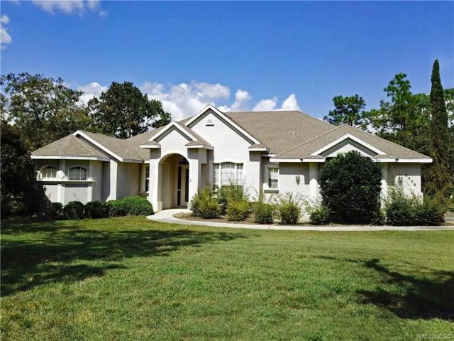 2409 E Newhaven Street, Inverness, FL 34453 (MLS #783915) :: Plantation Realty Inc.