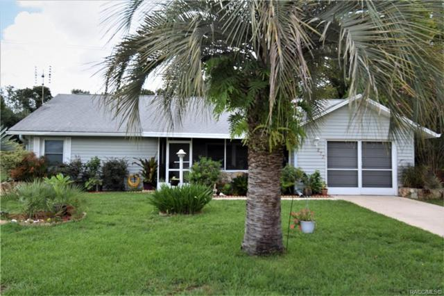 273 W Sugarberry Lane, Beverly Hills, FL 34465 (MLS #783929) :: Pristine Properties