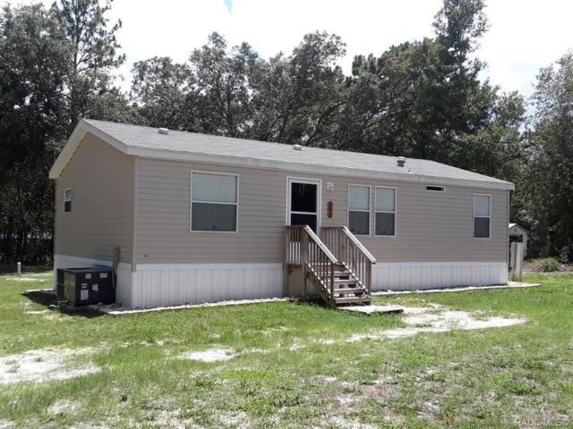 3076 E Buck Court, Inverness, FL 34452 (MLS #783943) :: Plantation Realty Inc.