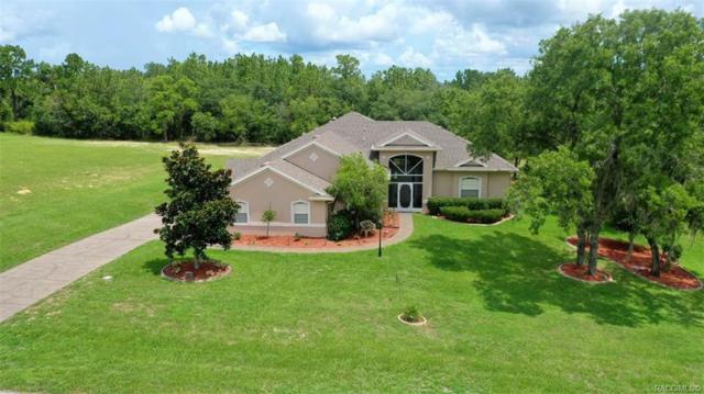 1283 E Triple Crown Loop, Hernando, FL 34442 (MLS #783963) :: Plantation Realty Inc.