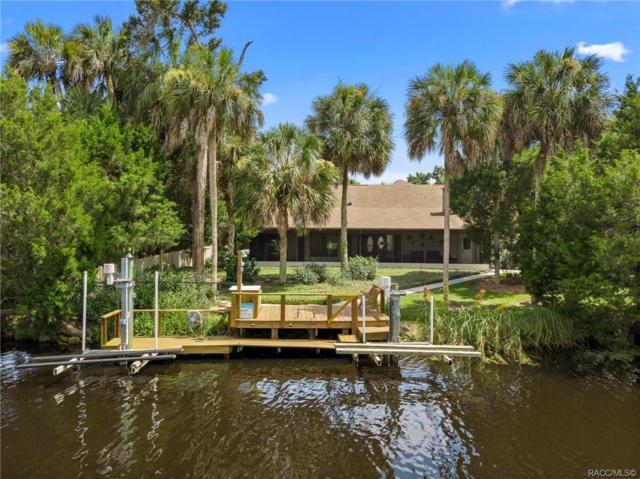 11789 W Riverhaven Drive, Homosassa, FL 34448 (MLS #784033) :: Plantation Realty Inc.
