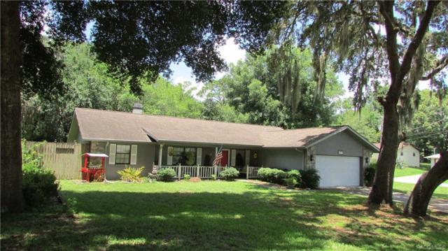829 Palm Avenue, Inverness, FL 34452 (MLS #784038) :: Plantation Realty Inc.