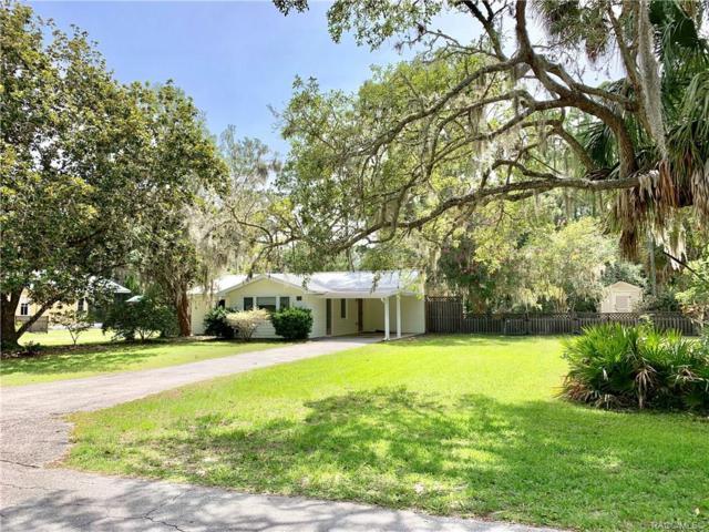 23 54th Street, Yankeetown, FL 34498 (MLS #784071) :: Pristine Properties