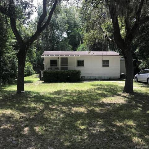 1304 S Fir Terrace, Inverness, FL 34450 (MLS #784095) :: Plantation Realty Inc.