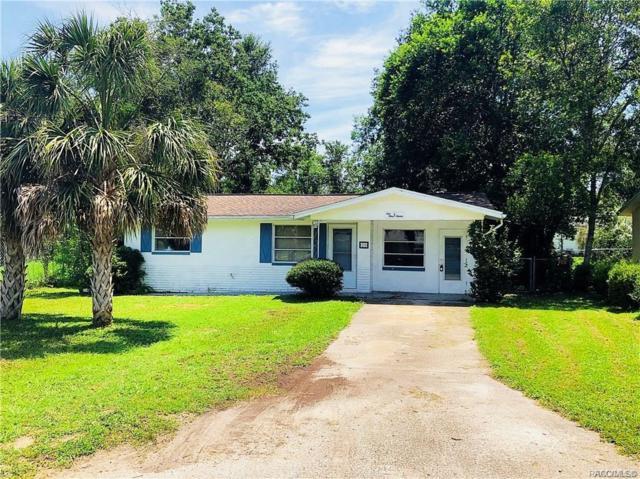 20 W Murray Street, Beverly Hills, FL 34465 (MLS #784129) :: Pristine Properties