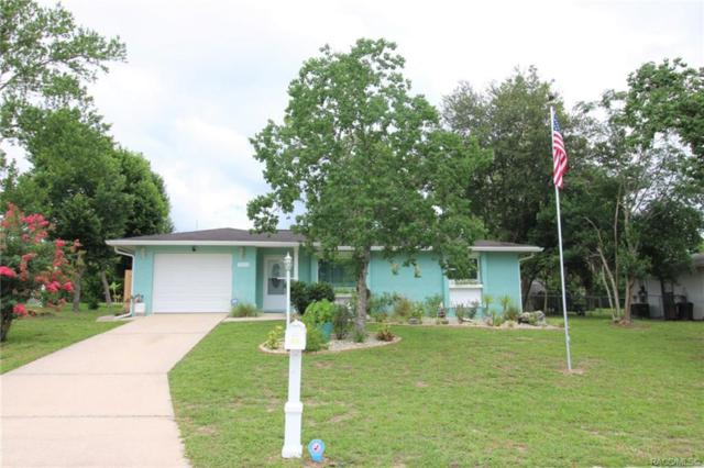 505 S Monroe Street, Beverly Hills, FL 34465 (MLS #784425) :: Pristine Properties