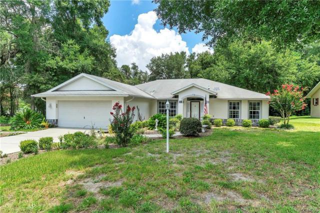 1405 E Silver Thorn Loop, Hernando, FL 34442 (MLS #784457) :: Pristine Properties