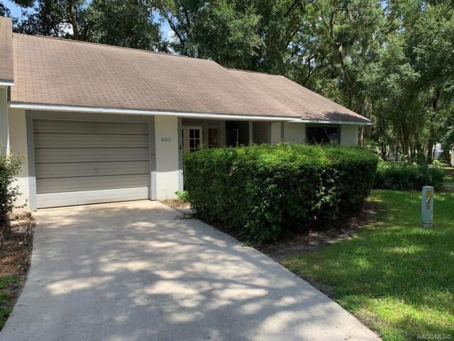 540 W Sand Oak Court, Beverly Hills, FL 34465 (MLS #784477) :: Pristine Properties