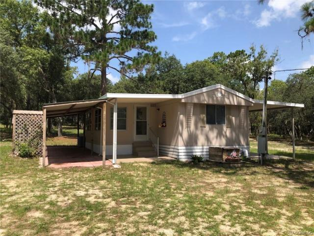 2170 N Leebo Point, Inverness, FL 34453 (MLS #784494) :: Plantation Realty Inc.