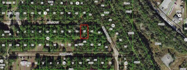 1907 Milton Street, Inverness, FL 34453 (MLS #784537) :: Plantation Realty Inc.