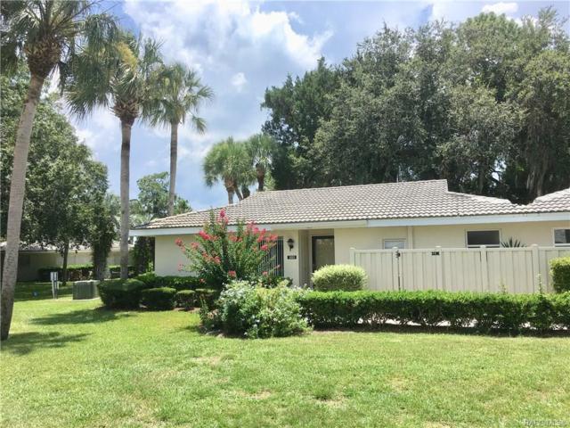 1223 N Egret Point, Crystal River, FL 34429 (MLS #784567) :: Pristine Properties
