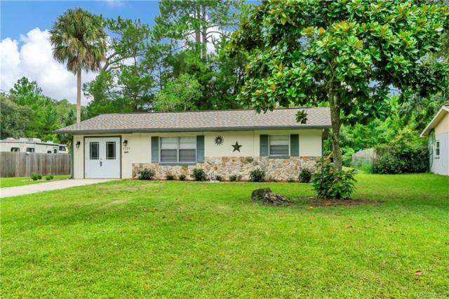 7139 W Greenwood Lane, Crystal River, FL 34429 (MLS #784584) :: Plantation Realty Inc.