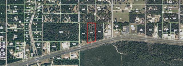 95 E Gulf-To-Lake Highway, Lecanto, FL 34442 (MLS #784699) :: Plantation Realty Inc.