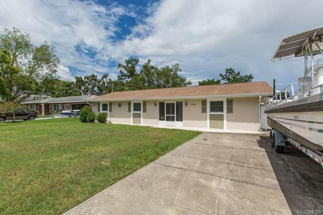 3861 N Eagle Point, Crystal River, FL 34428 (MLS #784762) :: 54 Realty