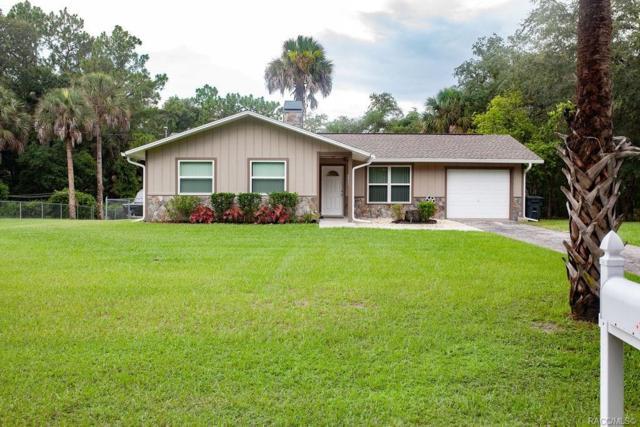 132 S Camellia Avenue, Crystal River, FL 34429 (MLS #784764) :: Pristine Properties